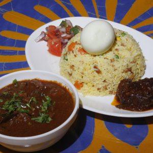 Beef Buriyani