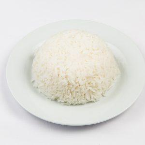 Steamed Basumathi rice